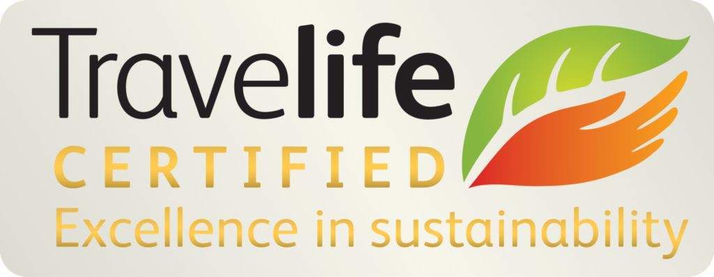 Happy Trails Asia Travelife certified